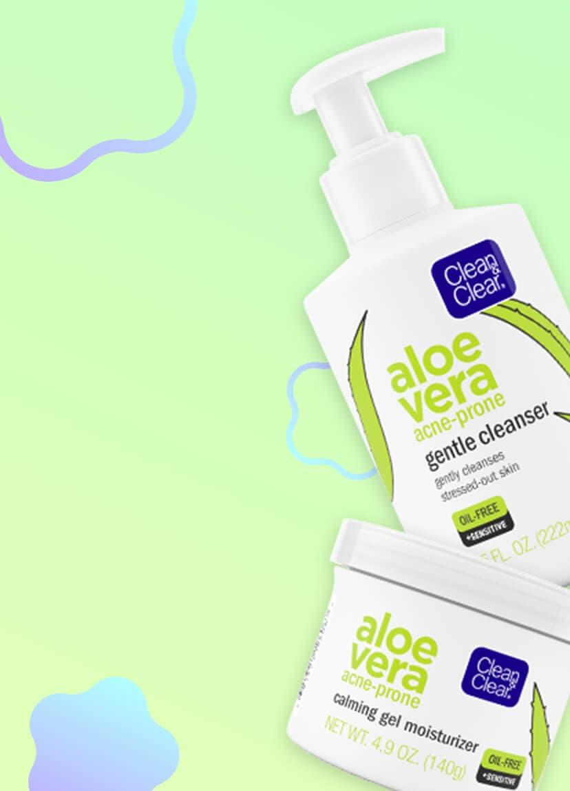 New! Aloe Vera