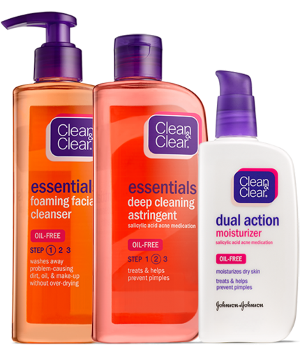 ESSENTIALS Skin Care Routine | CLEAN & CLEAR®