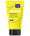 CLEAN & CLEAR Lemon Zesty Scrub