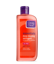 ESSENTIALS Deep Cleaning Astringent