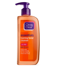 ESSENTIALS Foaming Facial Cleanser