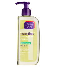 ESSENTIALS Foaming Facial Cleanser Sensitive Skin
