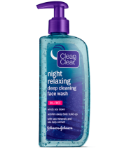NIGHT RELAXING™ Deep Cleaning Face Wash