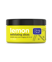 CLEAN & CLEAR Lemon Exfoliating Slices