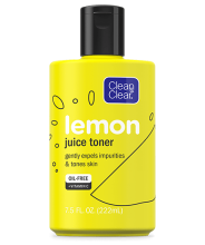 CLEAN & CLEAR Lemon Juice Toner