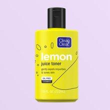 Lemon Juice Toner