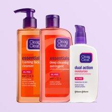 Essentials Daily Acne Skincare Set