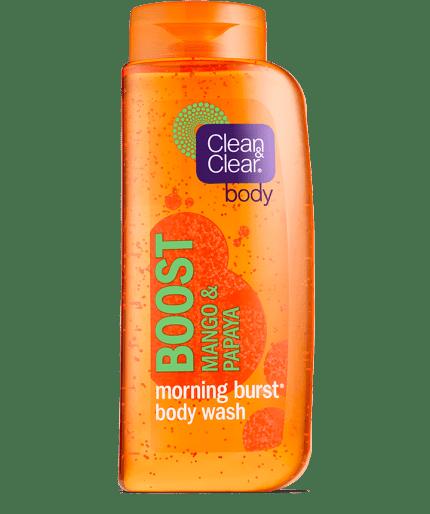 MORNING BURST®BOOST BODY WASH