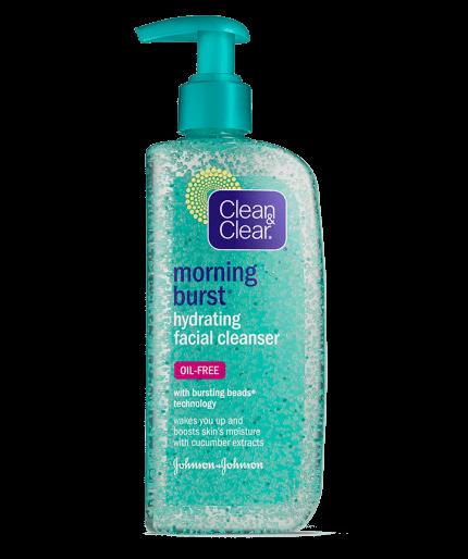 MORNING BURST®HYDRATING FACIAL CLEANSER