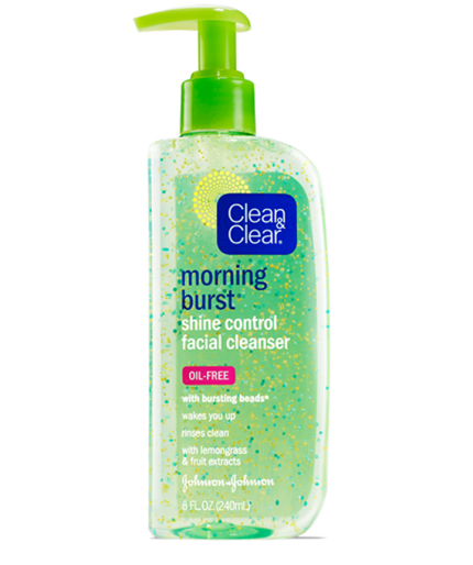 MORNING BURST®SHINE CONTROL CLEANSER