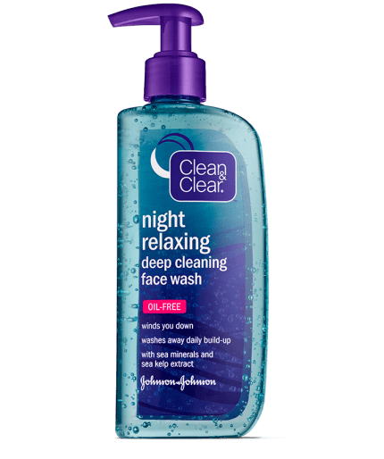 Image result for clean and clear night wash