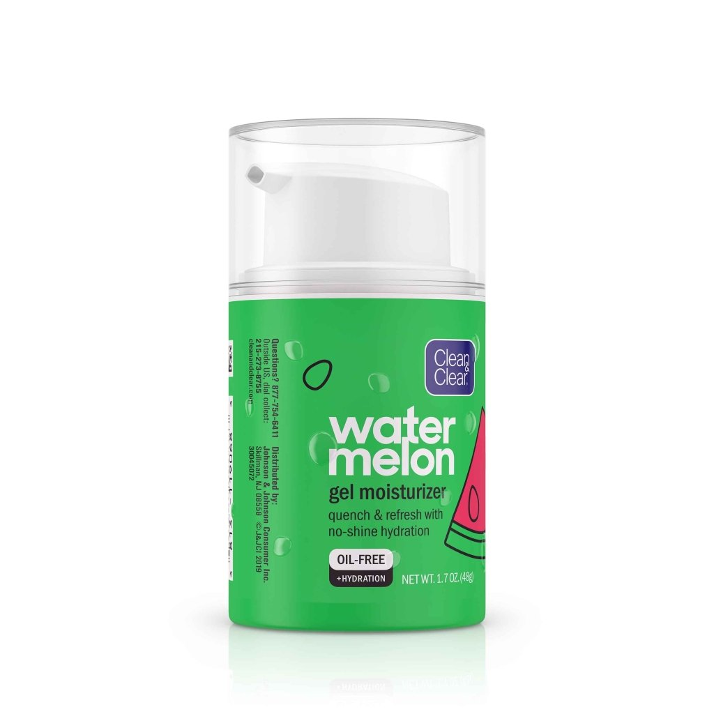 CLEAN & CLEAR® Watermelon Gel Moisturizer