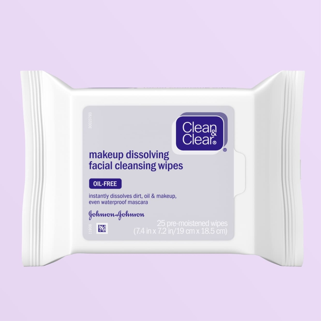 Makeup Dissolving Cleansing Wipes