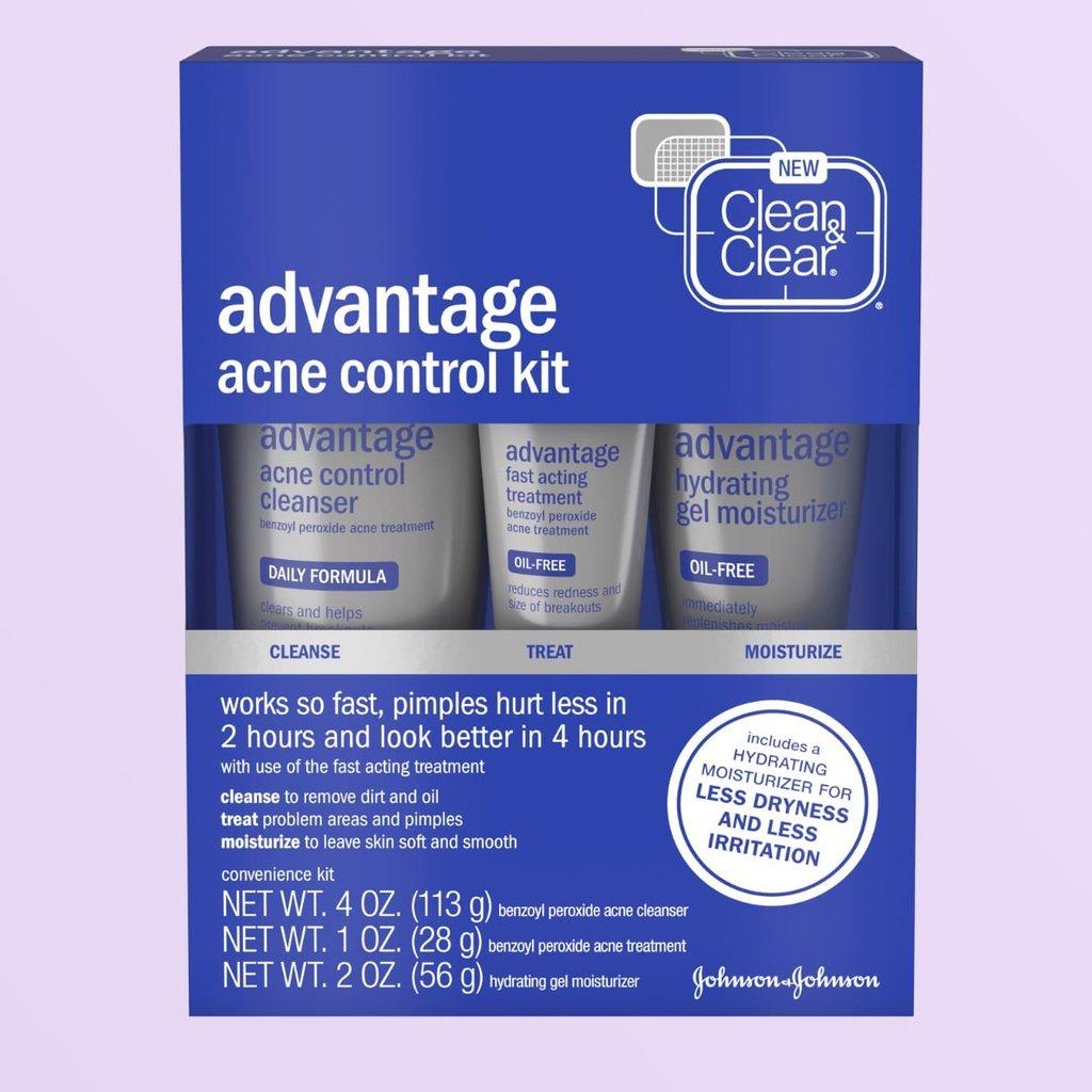 Advantage Control Acne Skincare Kit