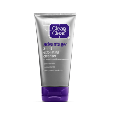 Advantage® Acne Control 3-In-1 Exfoilating Cleanser