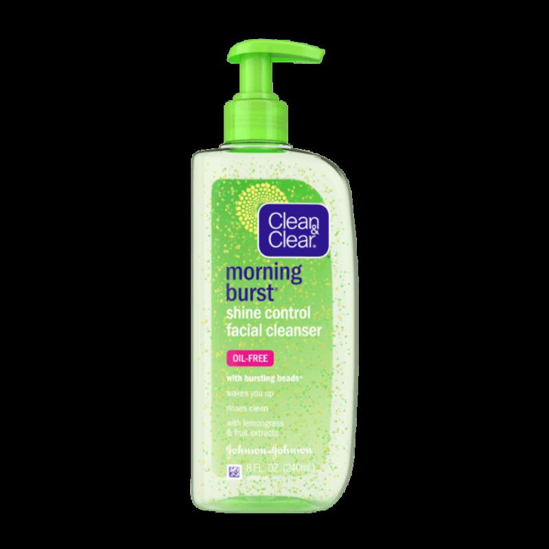 Morning Burst® Shine Control Cleanser