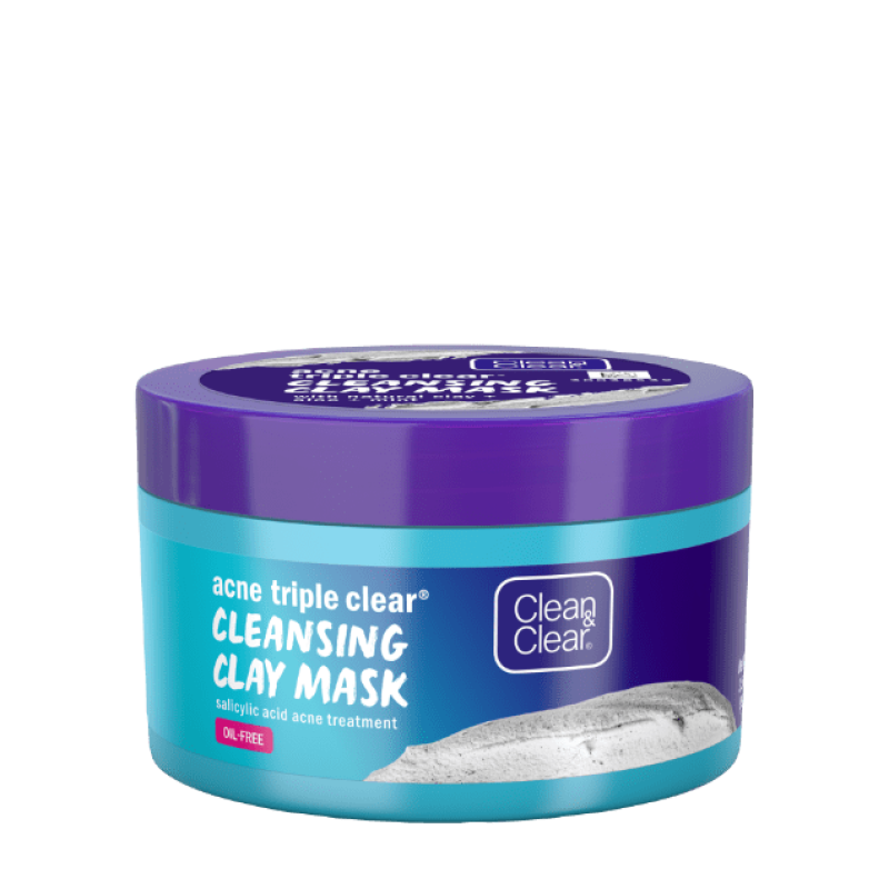 Acne Triple Clear® Cleansing Clay Mask