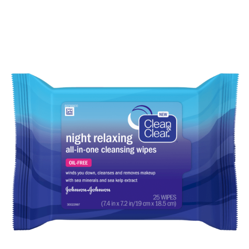 Night Relaxing® All-In-One Cleansing Wipes