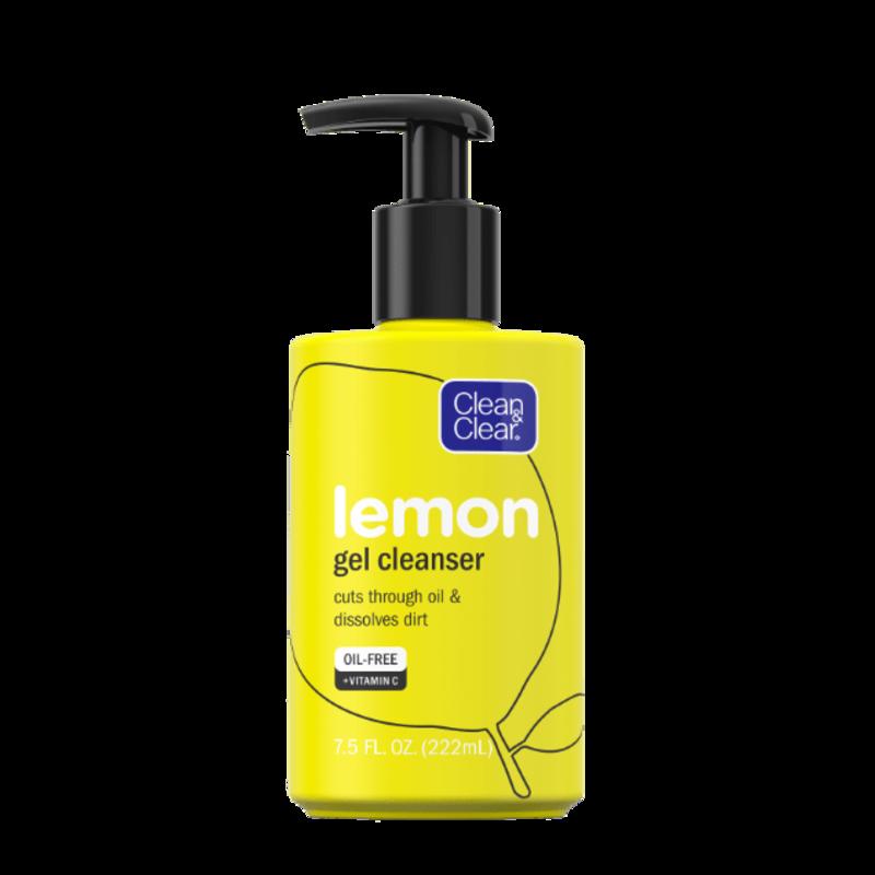 Lemon Gel Cleanser