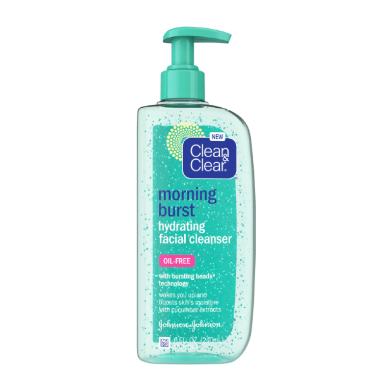 Morning Burst® Hydrating Facial Cleanser
