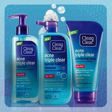 Clean and clear com